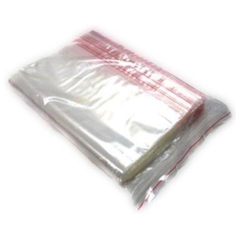 Пакет зип лок 35х45 45 мкм прозрачный