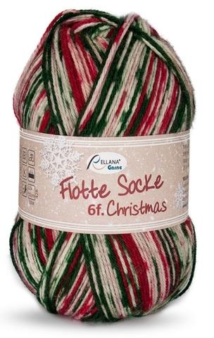 Rellana Flotte Socke Christmas 6 ниточная 2603 купить