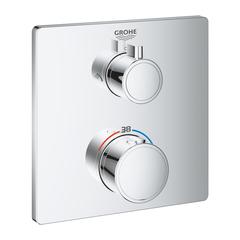 Термостат для душа встраиваемый на 2 потребителя Grohe Grohtherm 24079000 фото