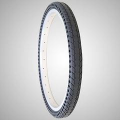 Покрышка велосипедная безвоздушная, безкамерная, антипрокольная 20x1.75