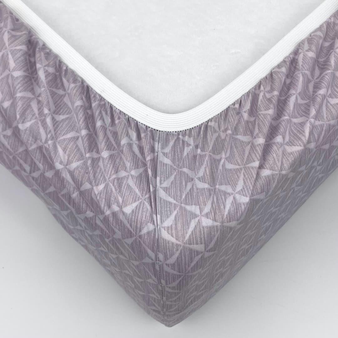 САТИН ВАСИЛИСА - Простыня на резинке 80х200