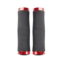 Грипсы HW 145210 L-135 (чёрно-красный)