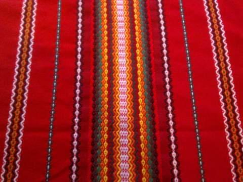 Традиционная болгарская скатерть 160х260
