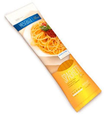 Макароны Spaghetti низкобелковые 500гр Mеvаlia Schar