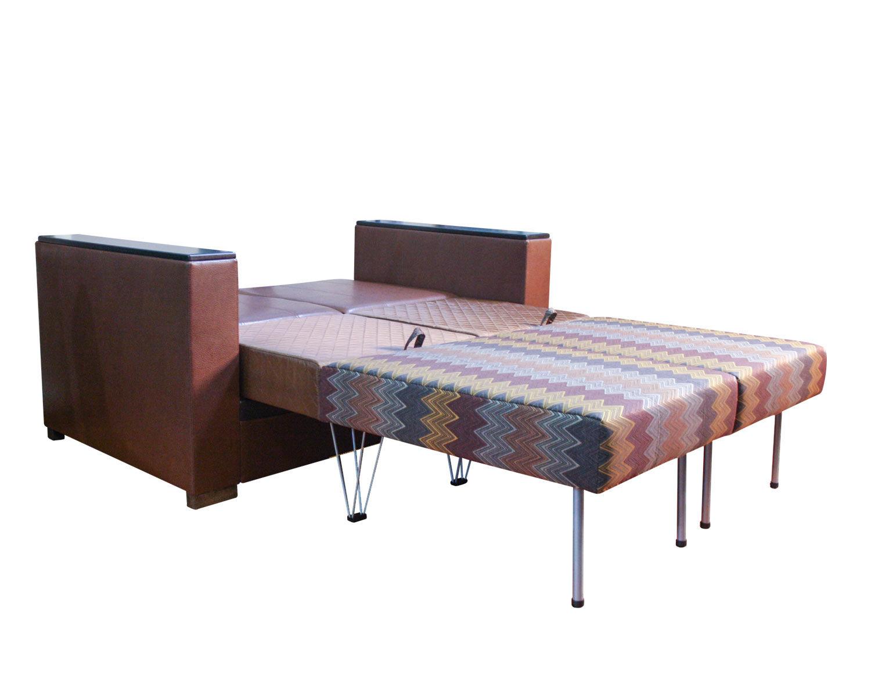 диван-кровать 2-местный Карелия-Люкс, спальное место 1100х1900 мм, механизм трансформации вяз (кузнечик)