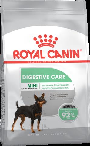 Mini Digestive Care - для собак мелких размеров с чувствительным пищеварением