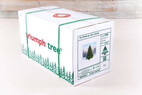 Искусственная елка Шервуд Премиум 185см зеленая