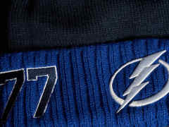 Шапка NHL Tampa Bay Lightning № 77