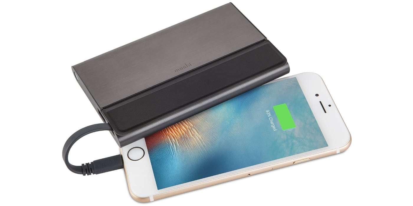 Портативный аккумулятор Moshi IonBank 5K (5150 мАч)