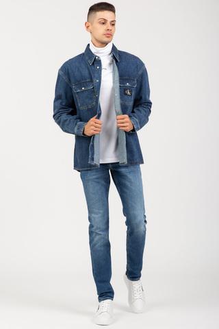 Рубашка OVERSIZED SHIRT Calvin Klein Jeans