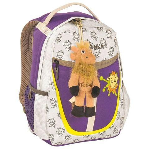 Картинка рюкзак городской Tatonka Alpine Kid Lilac - 1