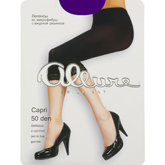 Легинсы Allure Capri (violetto)