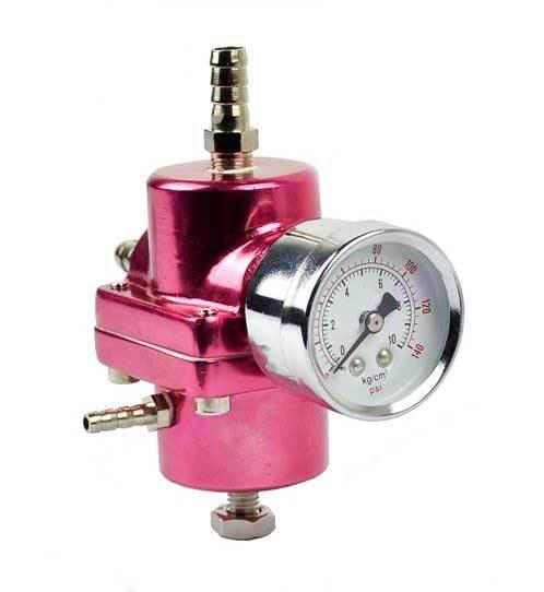 Fuel Pressure Regulator с манометром