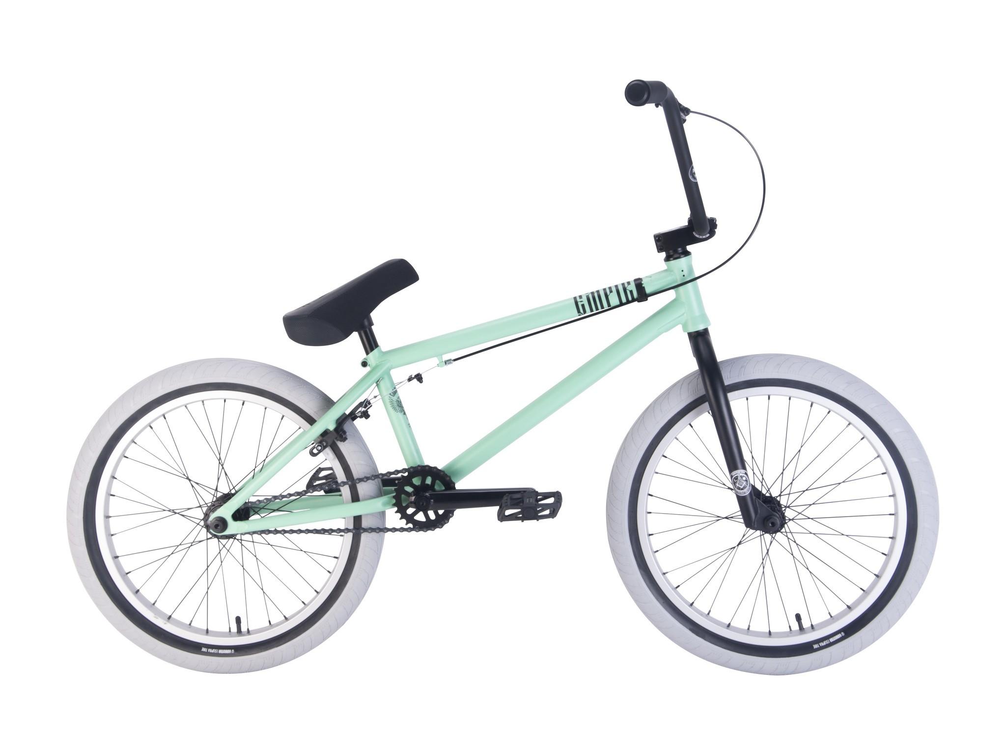 BMX Велосипед Karma Empire LT 2020 (мятный)