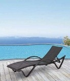 Шезлонг плетеный Garden Way Curacao