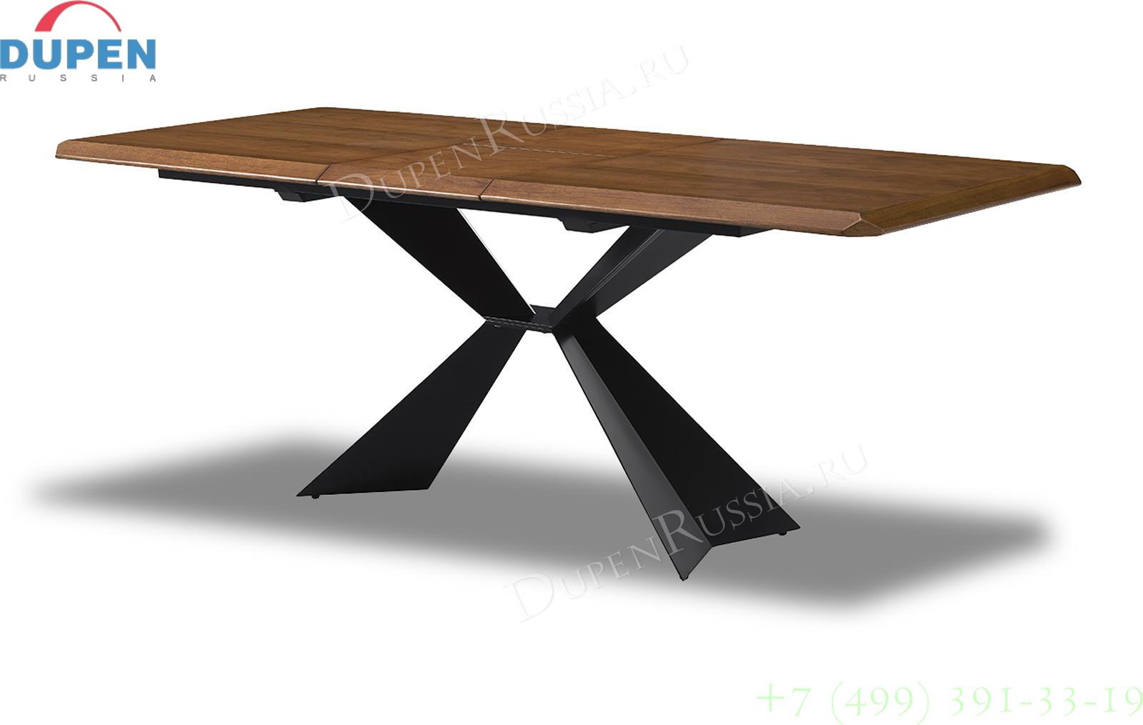Стол ESF T1712A Орех