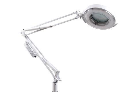 Лампа-лупа на струбцине SD-2021Т