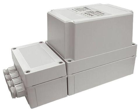 Трансформатор влагозащищенный 600 Вт Transformator Taunus IP65 600W (2 x 300W)