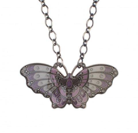 Колье бабочка B70842 V