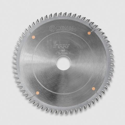 Пильный диск DIMAR для ЛДСП 90106106 250x30x3.2/2.2x80 MS