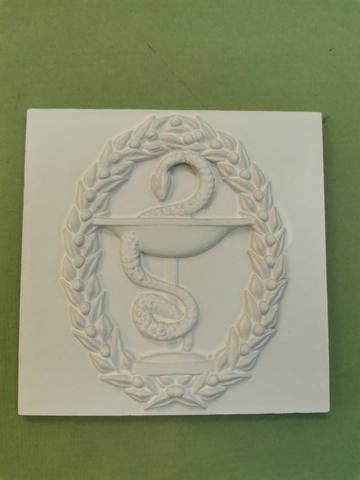 Плитка Каф'декоръ 10*10см., арт.3401