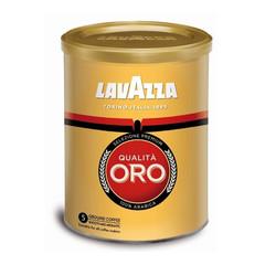 Кофе молотый Lavazza Qualita Oro 250 г (жестяная банка)
