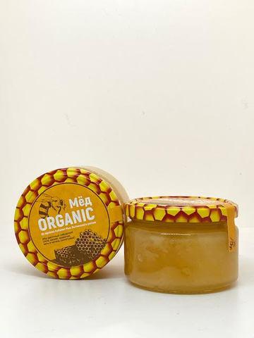 Мёд органический 300 гр