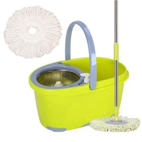 Набор для уборки Sheep Fashion Mop 360 (со стальной центрифугой)