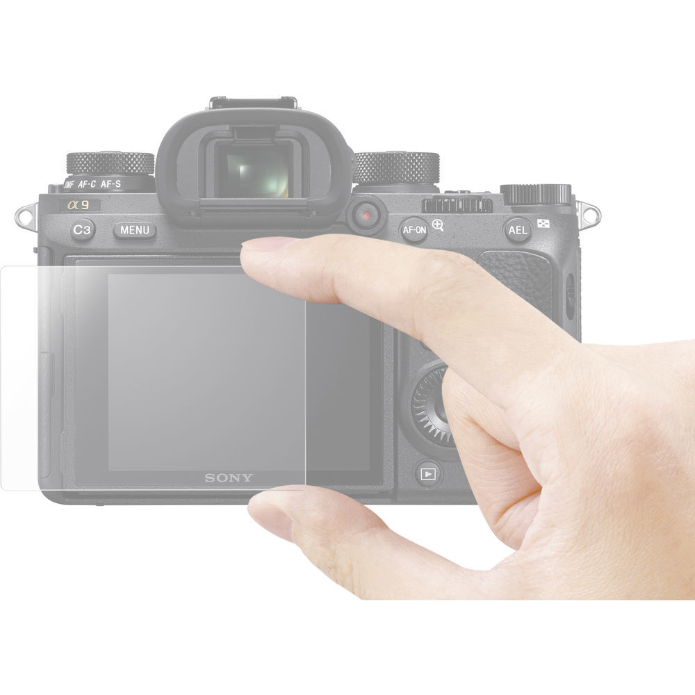 PCK-LG1 защитное стекло для Sony A9, A7, RX100