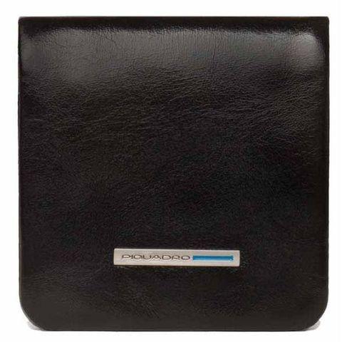 Монетница Piquadro Blue Square (PU2636B2/N) черный кожа