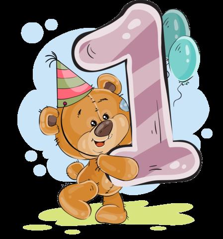 Печать на вафельной бумаге, День Рождения 19