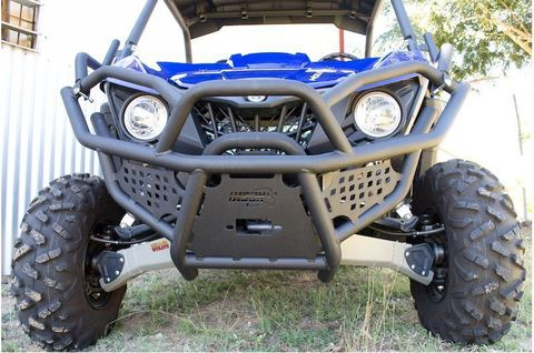 Бампер ATV Yamaha Wolverine БуллБар