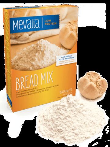 Смесь д/выпечки Bread Mix низкобелковая  500гр Mеvаlia Schar