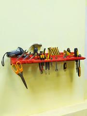 полка для инструментов