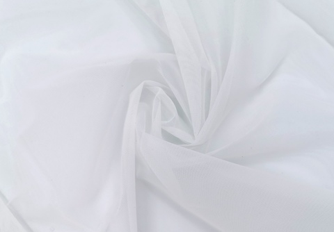 _Корсетная сетка, СРЕДНЕЙ ЖЕСТКОСТИ, молоко, (Арт: KS-004.S)