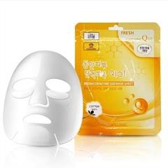 Тканевая маска для лица 3W Clinic с маточным молочком 23 мл