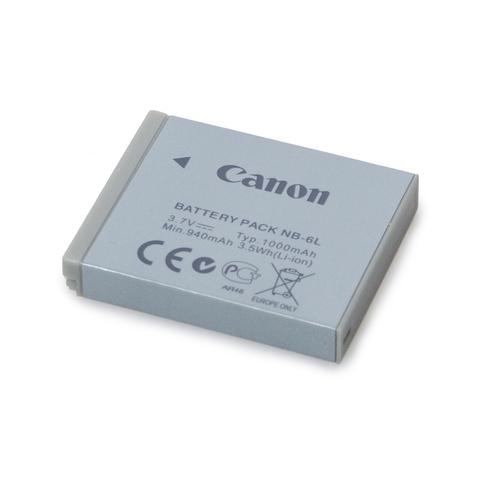 Аккумулятор Canon NB-6L