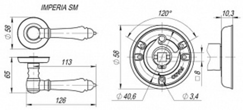 IMPERIA SM AB-7 Схема