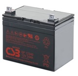 Аккумулятор CSB GP12340 ( 12V 34Ah / 12В 34Ач ) - фотография