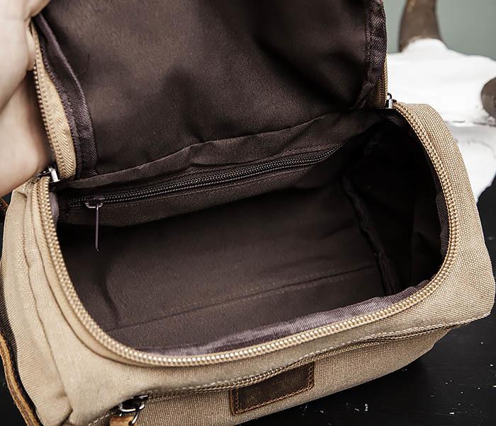 BAG480-2 Мужской дорожный несессер из ткани фото 03
