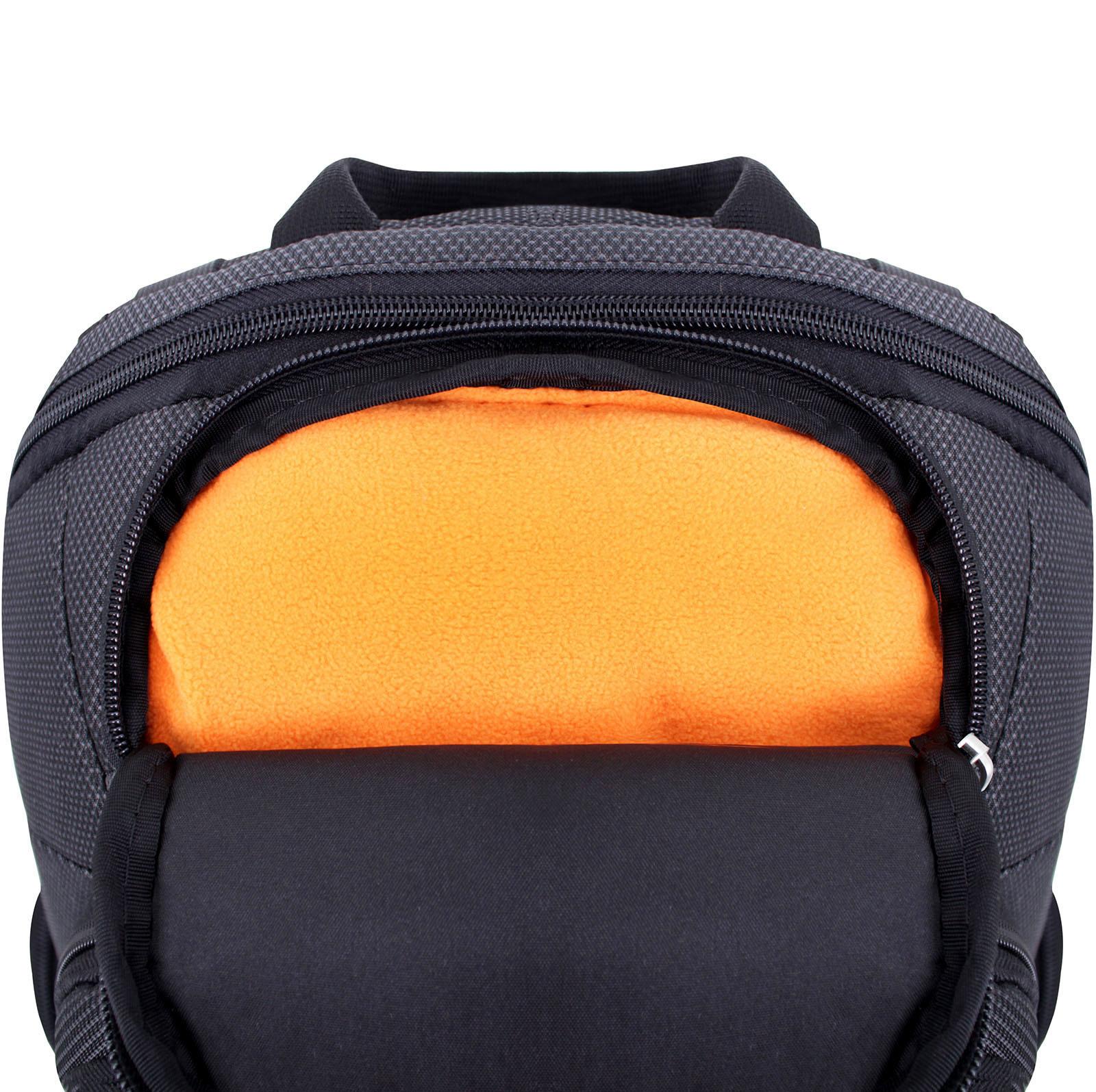 Рюкзак для ноутбука Bagland Tibo 23 л. Чёрный (0019066) фото 7