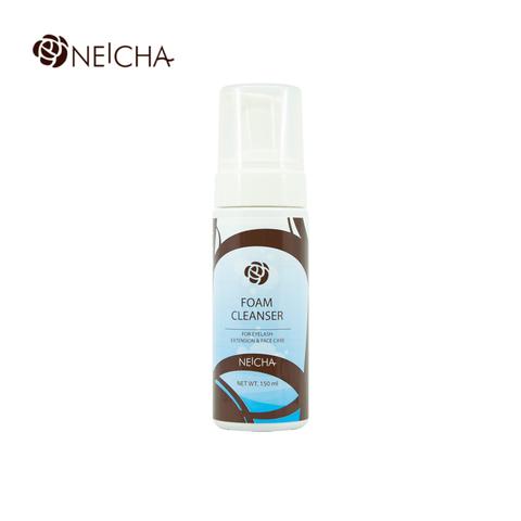 Очищающая пенка для ресниц и лица NEICHA 150мл