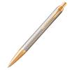 Parker IM Premium - Grey GT, шариковая ручка, M