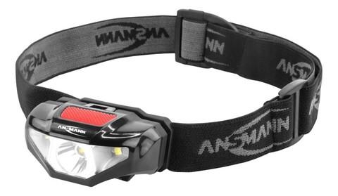 Фонарь налобный  Headlight HD70B LED ANSMANN