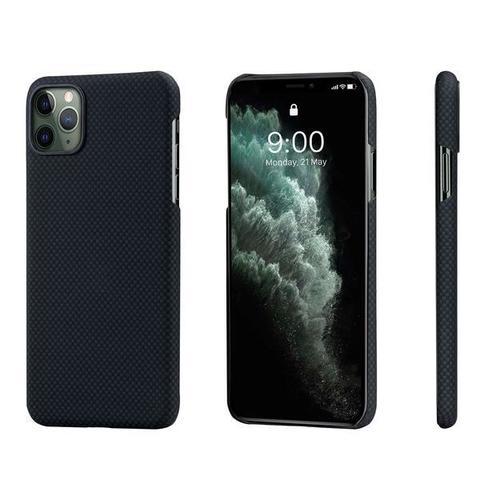 Чехол Pitaka MagEZ Case для Apple iPhone 11 Pro Max (Black/Gray Plain)