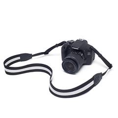 Ремешок для фотоаппарата SHETU (B&W)