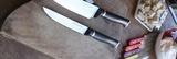Нож кухонный Opinel №218 VRI Intempora Chef's универсальный