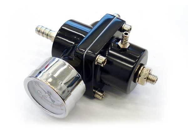 Adjustable Fuel Pressure Regulator AT Power Регулятор давления топлива