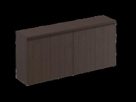 МК 306 ДА  Шкаф для документов низкий закрытый