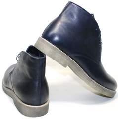 Модные зимние ботинки мужские Ikoc 004-9 S